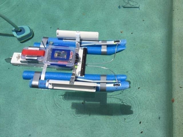 Neil Seniors rescue craft