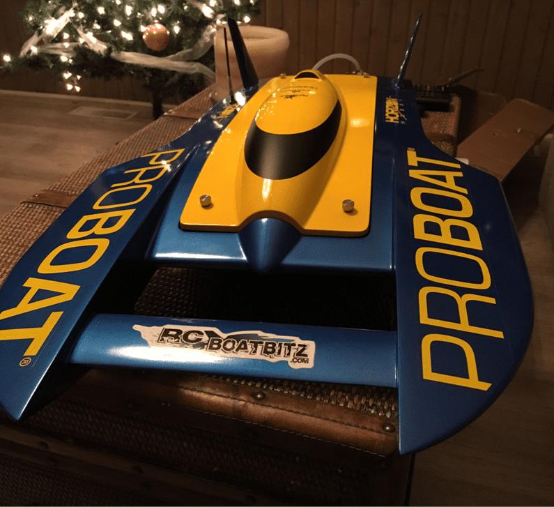 John Hancock's UL19 running RCBB 6s upgrade package