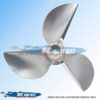 CNC Props Alloy 3 blade