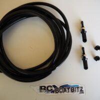 42 cooling kit black