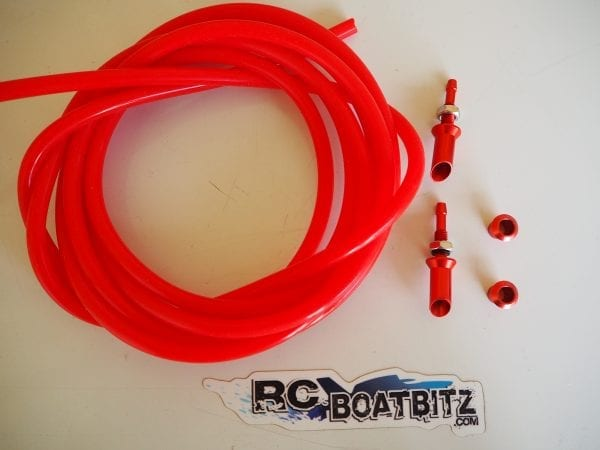 42 cooling kit red